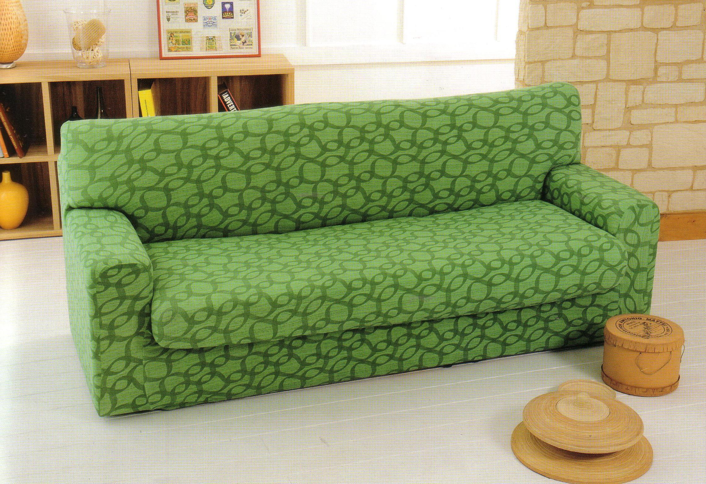 Copridivano 3 posti sofa cover fantasia - Copridivano per divani reclinabili ...