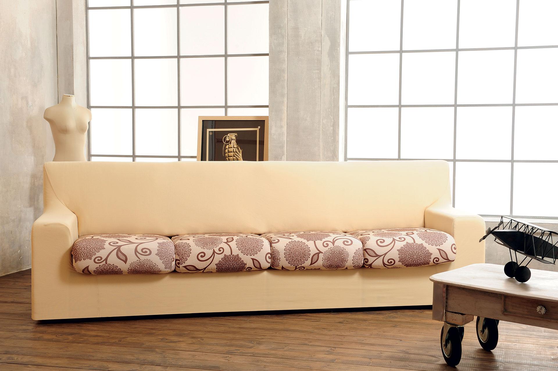 Copridivano genius xl 4 posti per divani fino a 3 mt g - Copridivano per divani reclinabili ...
