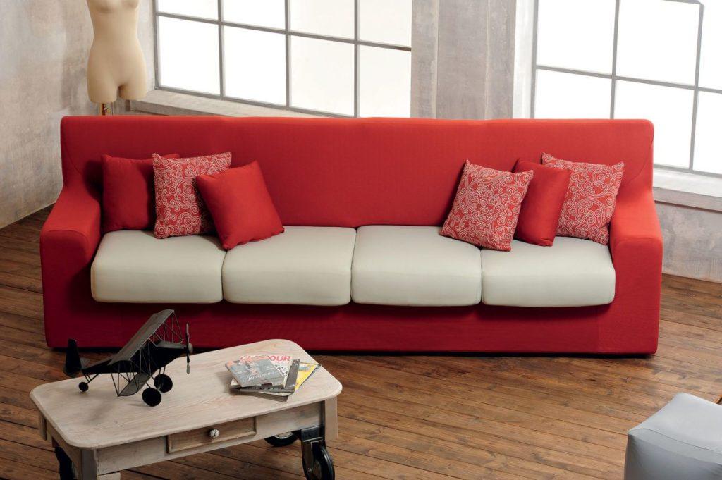 Copridivano genius xl 4 posti per divani fino a 3 mt g lg store - Copricuscini divano bassetti ...