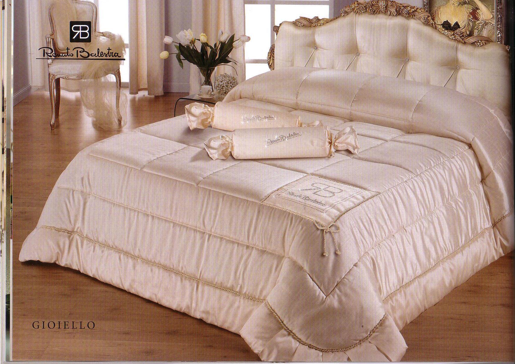 Trapunta renato balestra gioiello by g l g store - Copripoltrona letto ...