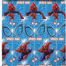Completo Lenzuola Spiderman Originale Marvel (Blu e Rosso)