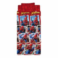Completo Lenzuola Spiderman Originale Marvel