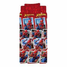 Completo Lenzuola Spiderman Originale Marvel