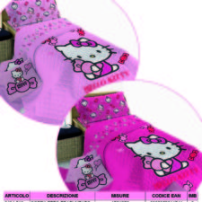 Lenzuola Di Hello Kitty.Trapunte E Lenzuola Hello Kitty G L G Store