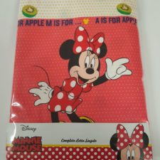 Completo Lenzuola Minnie Mouse