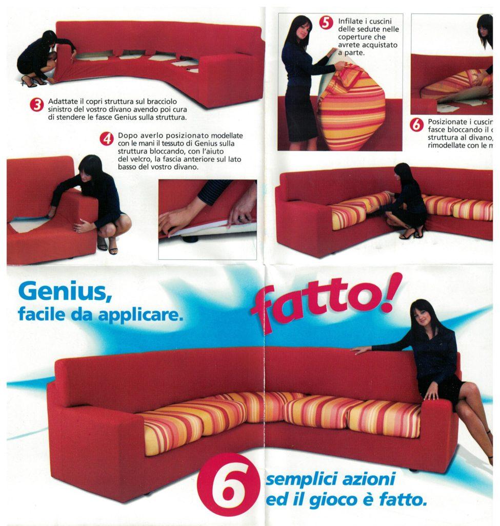 Copridivano angolare genius - Copridivano angolare per divano in pelle ...
