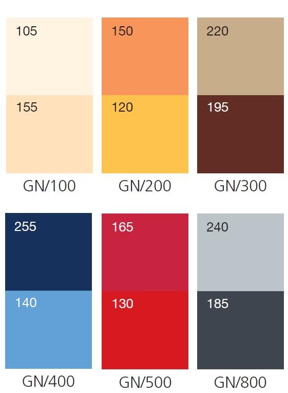 Colori CopriDivano Genius Natural 2021