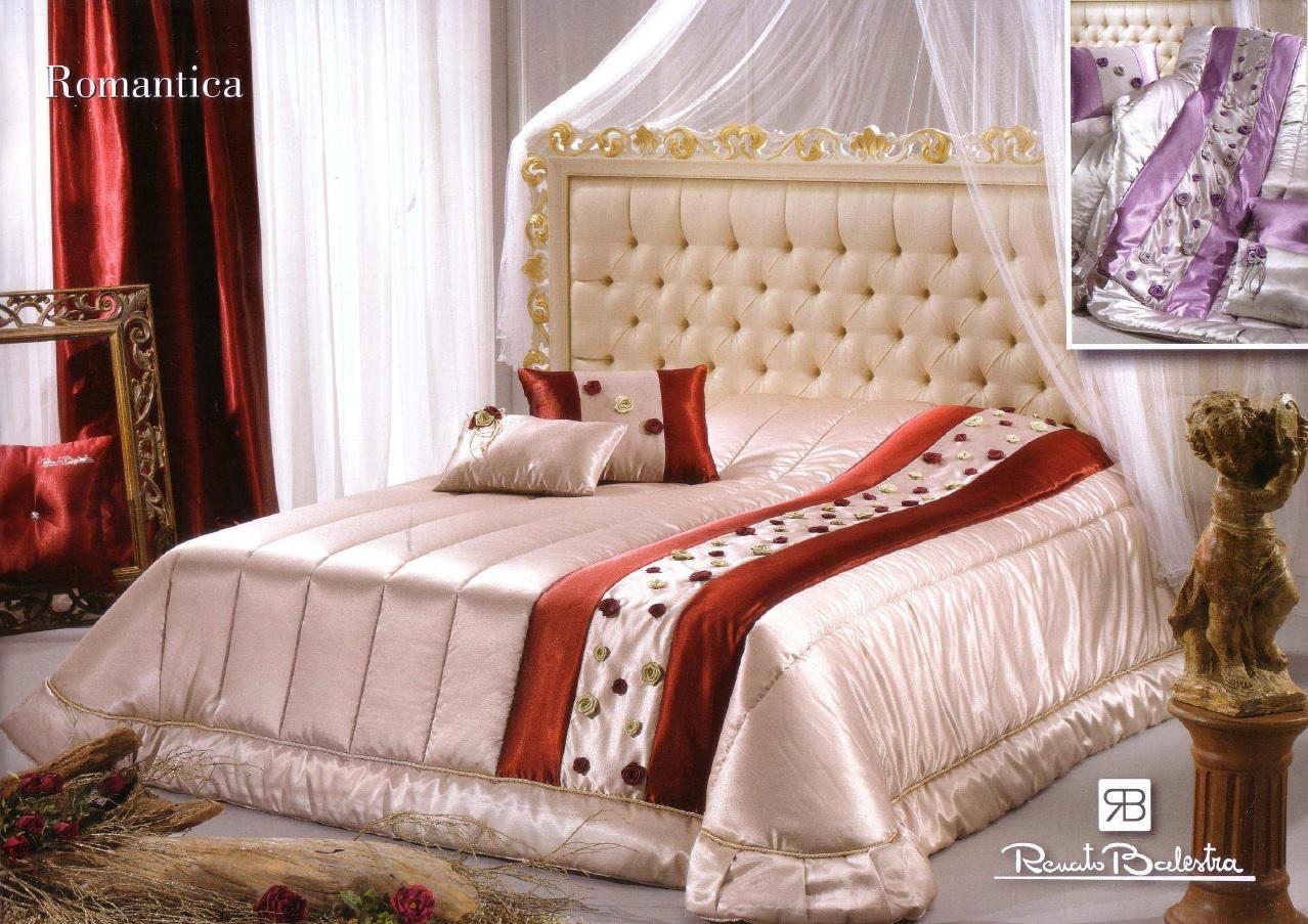 Trapunta renato balestra romantica g l g store - Copripoltrona letto ...