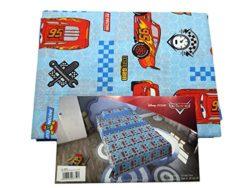Completo Lenzuola Cars Disney Pixar
