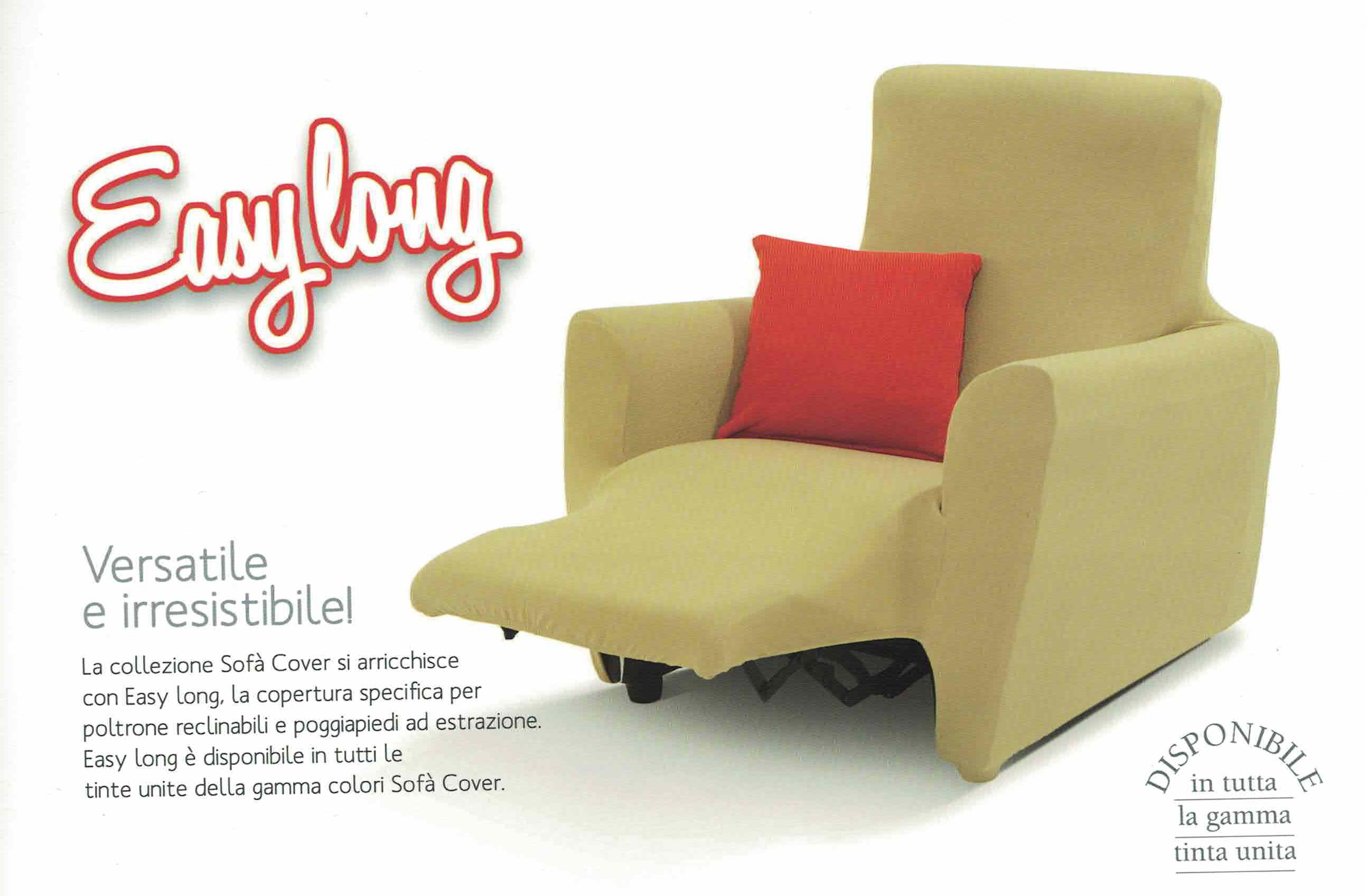 Copridivano Per Divano Reclinabile: Fodere per divani e poltrone ...