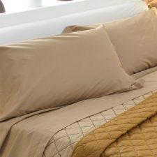 COMPLETO LENZUOLA BIANCALUNA COLORED – 100% Cotone