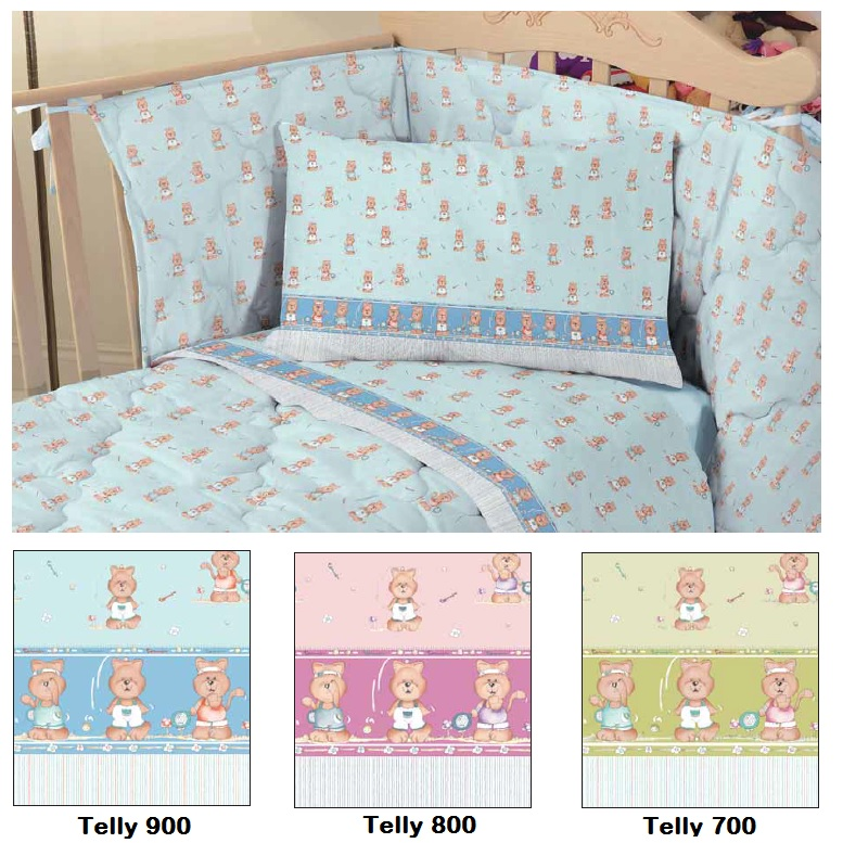 Trapuntino_Culla Nursery Biancaluna Telly