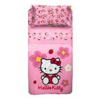 Completo Lenzuola Hello Kitty Novia