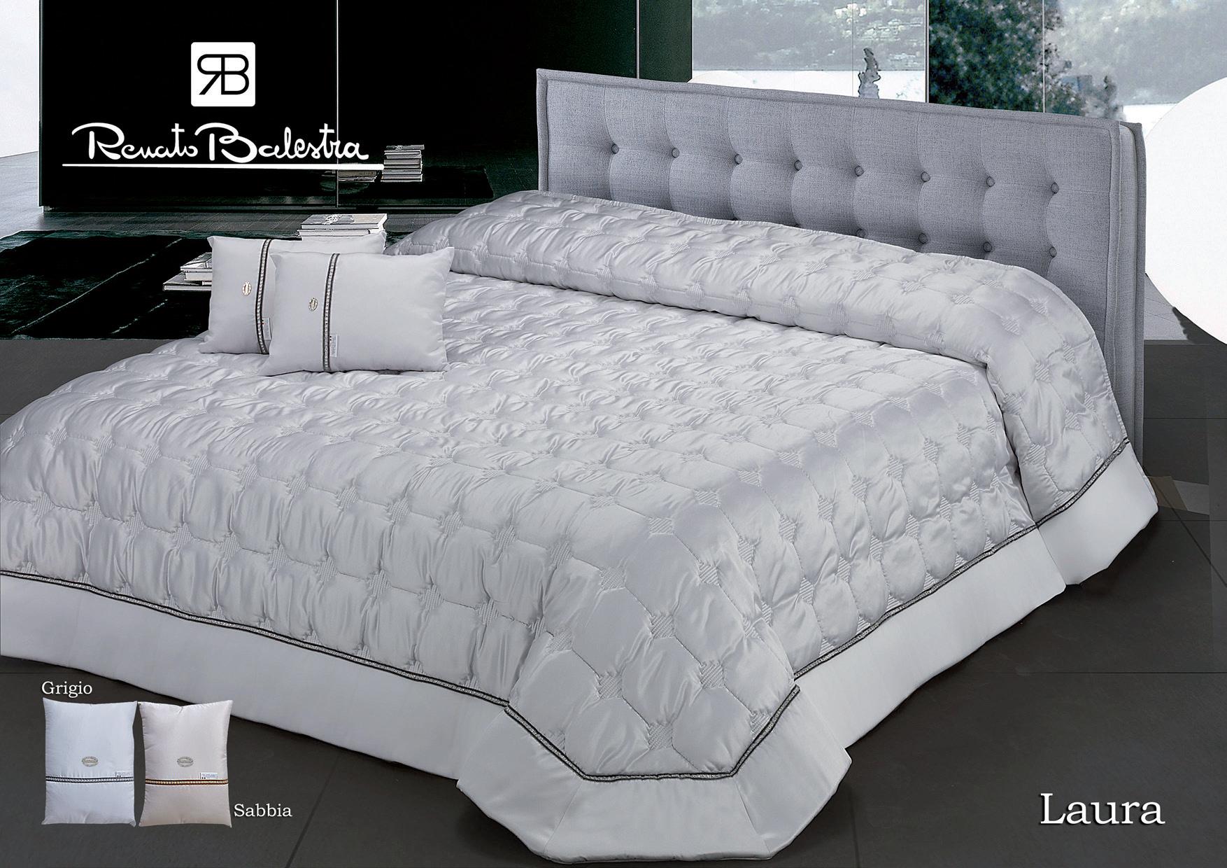 Trapunta renato balestra laura g l g store ingrosso dettaglio biancheria per la casa intimo - Copripoltrona letto ...