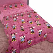 Trapunta Piumone Minnie Disney Invernale