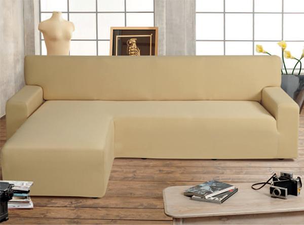 Copridivano penisola chaise longue genius swing g l g store - Copridivano per divano con penisola ...