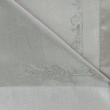Completo lenzuola matrimoniale Raso Sexy Renato Balestra (grigio, nero, bordeuax, panna, blu, oro)