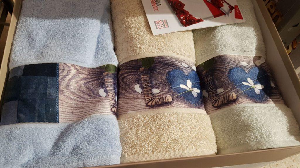 Set Asciugamano Miss Terry ovel