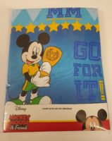 Completo Lenzuola Topolino Mickey Mouse & Friends