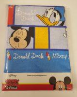 Completo Lenzuola Topolino Paperino Mickey Mouse & Friends