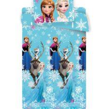 Completo Lenzuola Frozen (con Renna Sven)