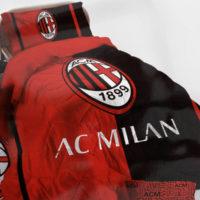 Piumone Trapunta A.C. Milan Ufficiale