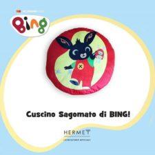 Cuscino Sagomato Bing