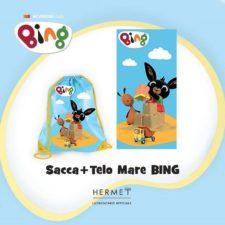 Sacca Bing + Telo Mare Bing
