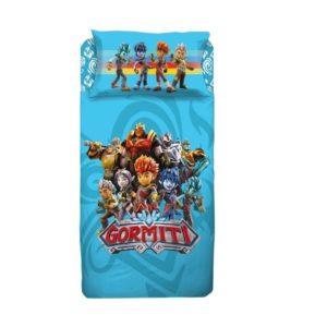 Completo Lenzuola Gormiti Originale - 100% Cotone