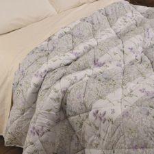 Trapunta Biancaluna Tramonti Scia (Caldo Cotone 100%)
