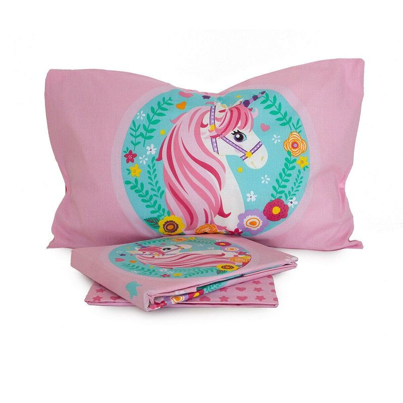 Completo Lenzuola Unicorno Originale