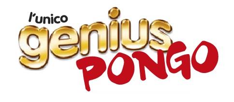 Genius Pongo Logo