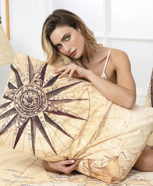 Completo Lenzuola CopriLetto Miss Terry Monde